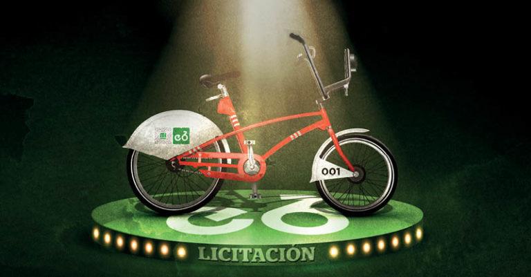 En la Ciudad de México inició el concurso entre empresas para renovar Ecobici, lo que abre el camino para sacar al sistema de bicis públicas de la crisis