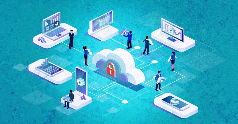 """El número de emprendimientos que ofrecen soluciones a diferentes problemas empresariales a través de """"la nube"""" aumentó de forma significativa"""