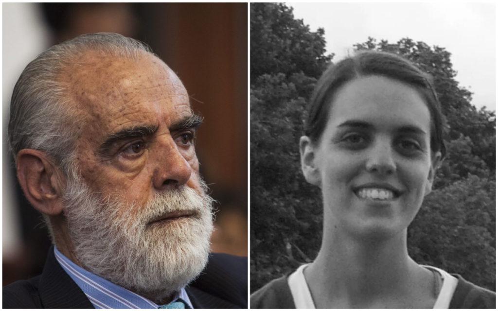 """Fernández de Cevallos felicita a hija de Sheinbaum por ser """"aspiracionista"""" y estudiar en el extranjero"""