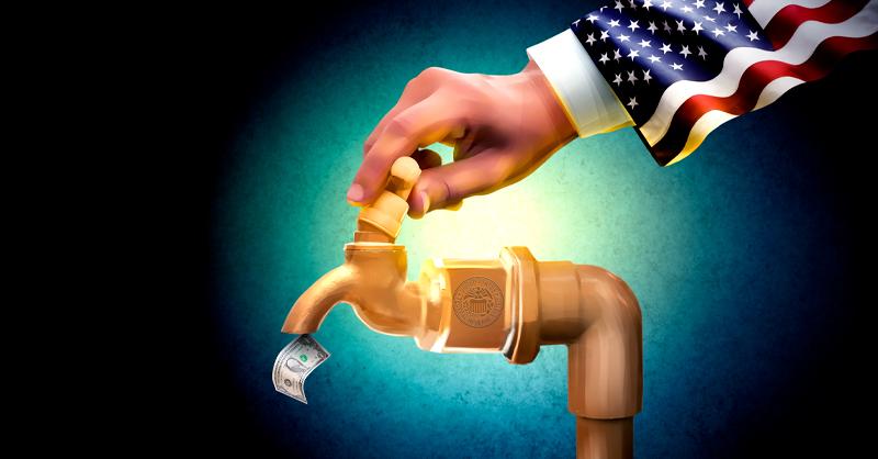Las autoridades financieras de Estados Unidos preparan la reducción de los estímulos monetarios de la FED que inyectaron a su economía