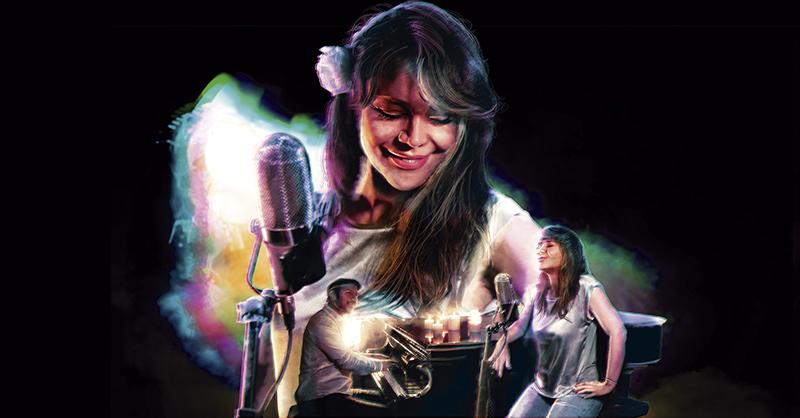 Flora Martínez muestra su lado más íntimo a través de su nuevo disco Aquello, del cual se desprende el sencillo 'Bolero breve',
