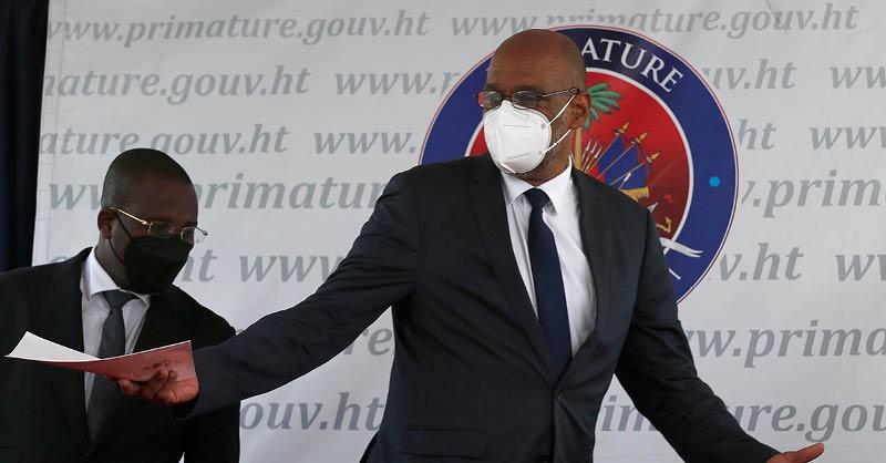 El fiscal general de Haití pidió a un juez que acuse al primer ministro Ariel Henry del asesinato del presidente Jovenel Moïse