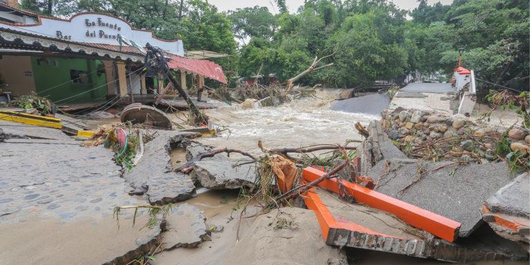 El Gobierno Federal publicó la Declaratoria de Emergencia para los municipios de Jalisco afectados por Nora.
