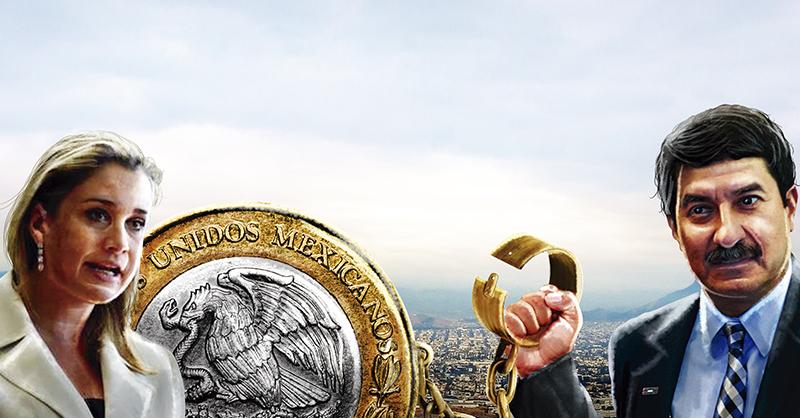 Javier Corral concluye su mandato como gobernador del estado de Chihuahua dejando las finanzas públicas en una situación de deuda