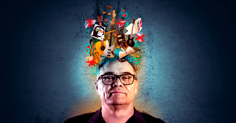 El músico de Café Tacvba, Joselo Rangel, comenta que la llamada '4T' no tiene interés en impulsar programas que beneficien realmente a las artes
