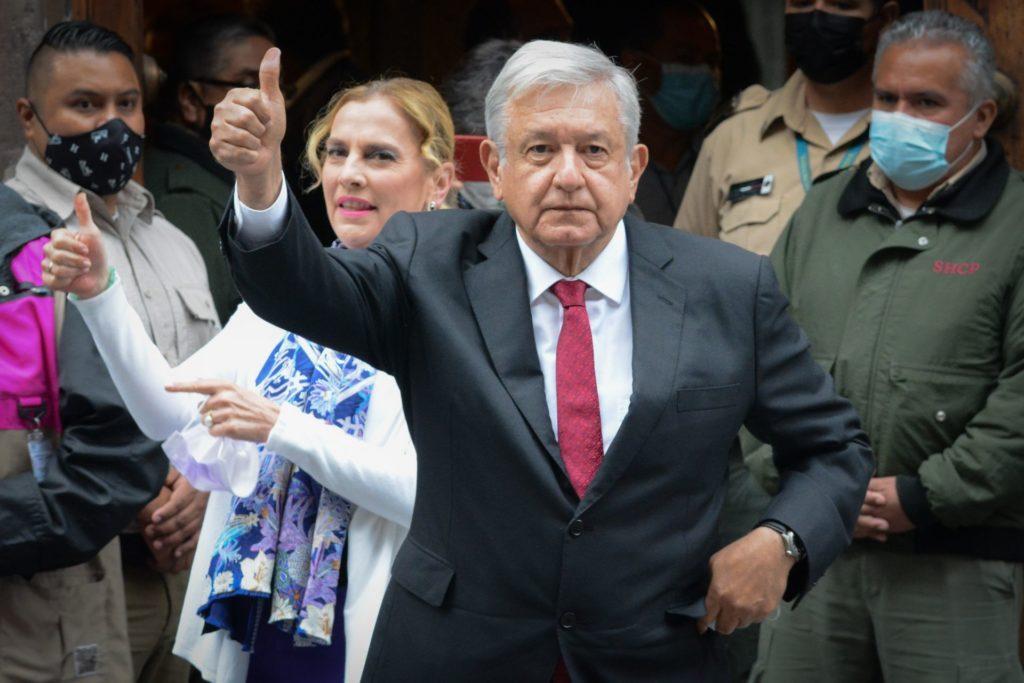 La Contramañanera del PAN: AMLO violentó a Gutiérrez Müller y todas las mujeres con tuit