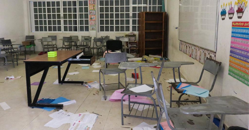 El PAN pidió fiscalizar el programa gubernamental 'La escuela es nuestra', por supuesta falta de transparencia en los recursos