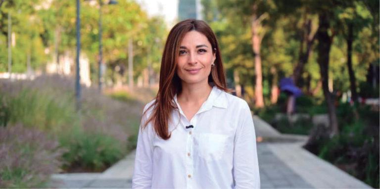 Laura Ballesteros formaría parte del gabinete Colosio.