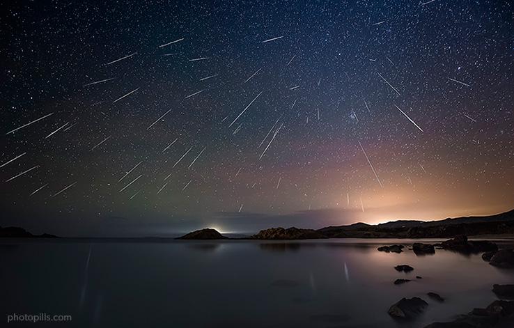 ¿Qué son y cómo ver las Épsilon Perseidas? La lluvia de estrellas de esta semana
