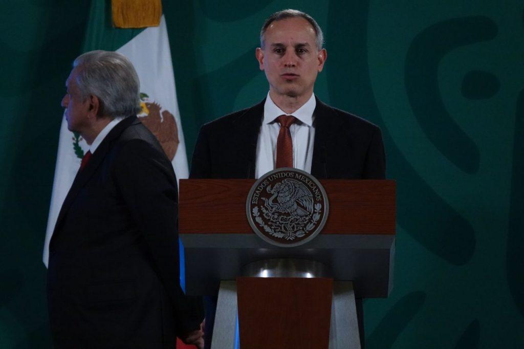 """López-Gatell asegura que variante """"MU"""" está en México, pero no es de preocupación"""