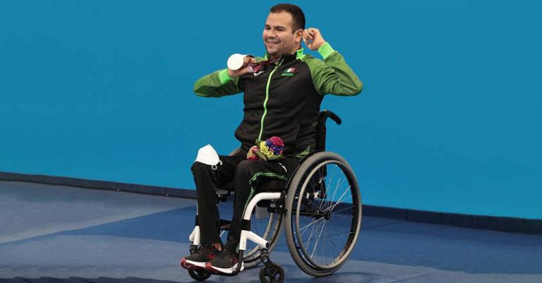Con el oro de Diego López y los bronces de Rebeca Valenzuela y Leonardo Pérez, México llegó a 17 medallas en paralímpicos de Tokio