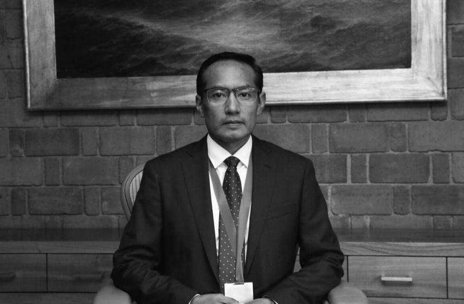 Por complicaciones de COVID, muere Saúl Cuautle Quechol, rector de la Ibero CDMX