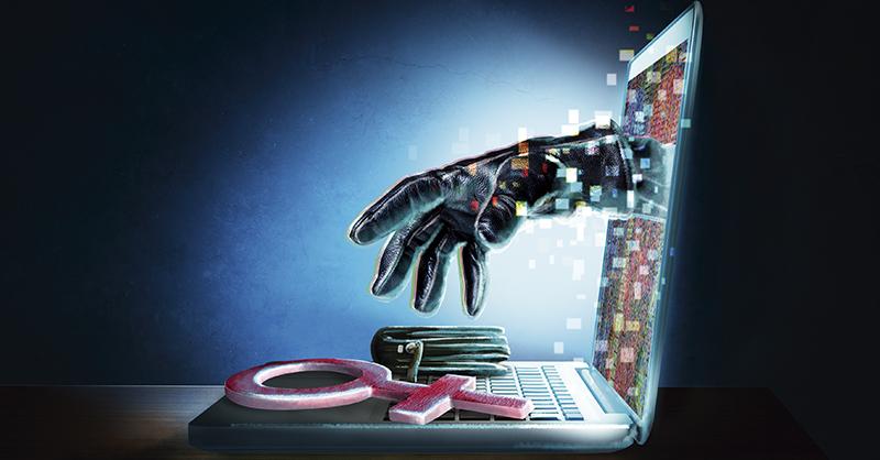Existen marcadas diferencias entre el tipo de ciberdelitos, abuso y violencia que se cometen en línea contra las mujeres