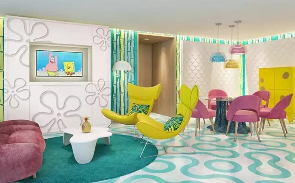 ¡Una fortuna! Critican altos precios de habitación en Hotel Nickelodeon en la Riviera Maya