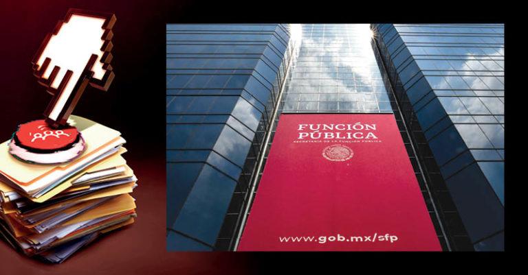 La plataforma para denunciar actos de corrupción de la Secretaría de la Función Pública tiene carencias