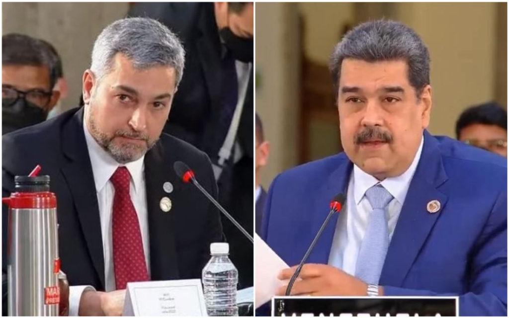 """Presidente de Paraguay desconoce a Maduro en CELAC: """"Es de caballeros decirlo de frente"""""""