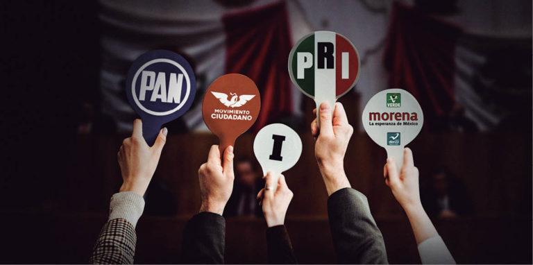 Las bancadas del PRI y el PAN, la primera y segunda fuerza en el Congreso local, buscarán tener mayoría en las comisiones