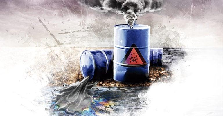 El Sector Hidrocarburos en el país generó más de 200 mil toneladas de residuos peligrosos
