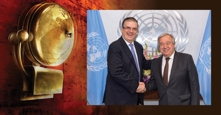 El Secretario General de la ONU creó un informe en el que delimitó las cuatro principales áreas para revertir problemáticas como el cambio climático