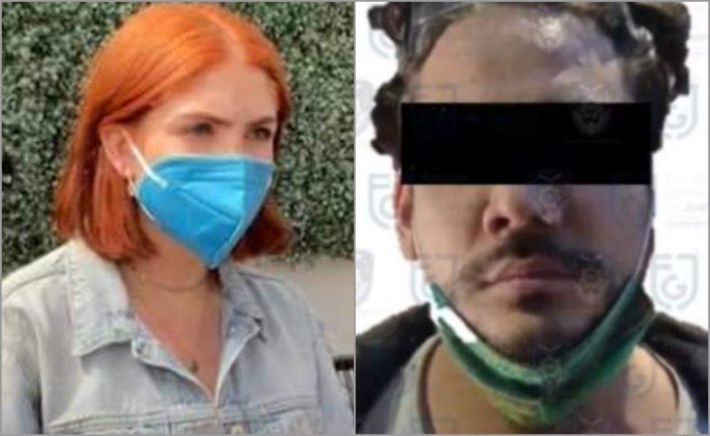 """Culpable y registrado como agresor sexual, youtuber """"Rix"""" sale del Reclusorio Oriente de madrugada"""
