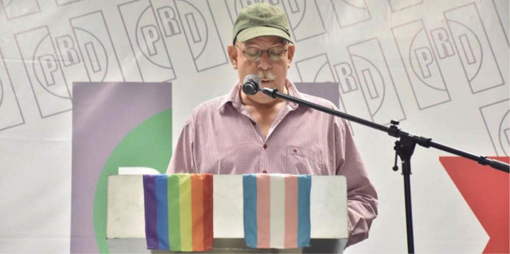 Nos dicen que Garza Ochoa se había comprometido a nombrar a Mario Rodríguez Platas como primer secretario de la Diversidad Sexual