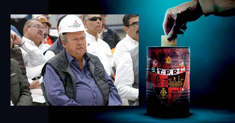 De los seis expedientes que tiene la Secretaría de Gobernación sobre la evidencia de intimidación de Carlos Romero Deschamps