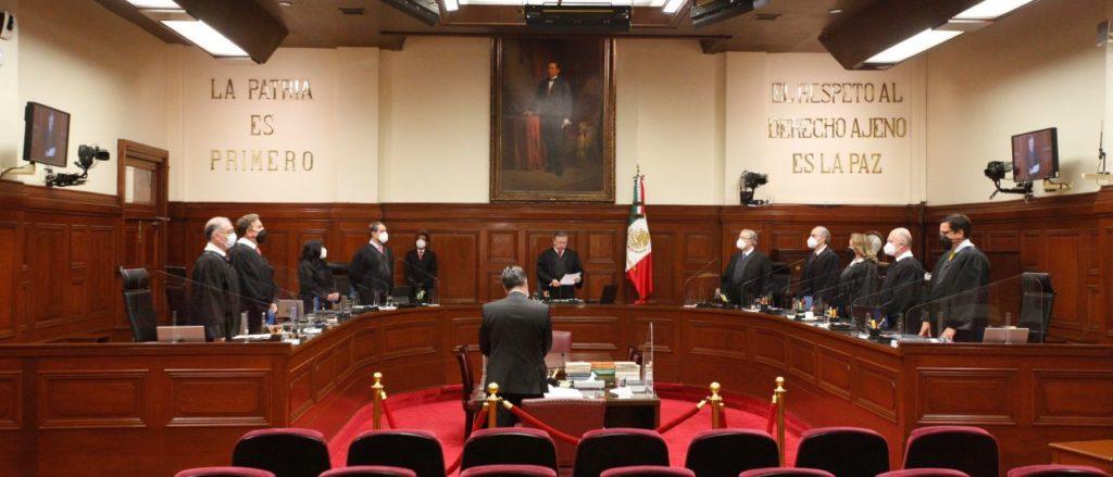 8 ministros de SCJN se pronuncian por declarar inconstitucional criminalización del aborto