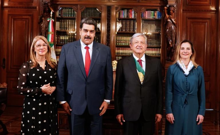 Senadores republicanos reclaman a AMLO por recibir a Maduro: 'Debió extraditarlo a EU'