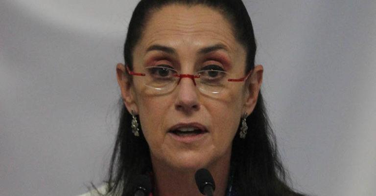 la jefa de Gobierno Claudia Sheinbaum anunció la sustitución de algunos miembros de su Gabinete