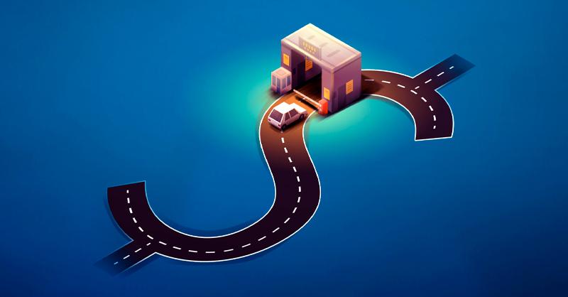 Los pagos de telepeaje en tramos carreteros concesionados del país representan grandes ganancias para las empresas