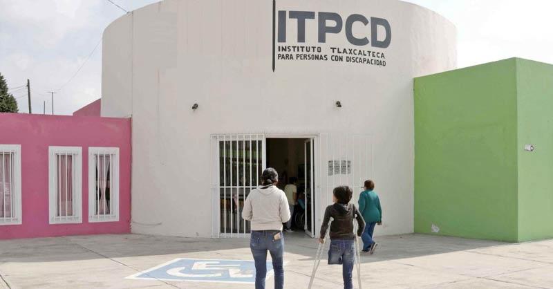A días de rendir protesta como directora del Instituto Tlaxcalteca para Personas con Discapacidad, Gabriela Hernández fue notificada de la desaparición del organismo