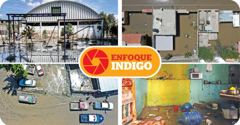Lo que para el Presidente y los ciudadanos de la CDMX fueron lluvias atípicas, para los habitantes de Tula, Hidalgo, fue el cauce en el que perdieron