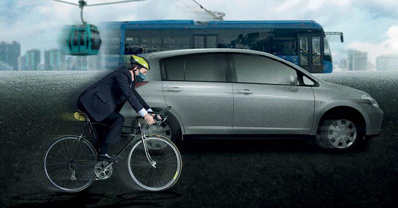 En la CDMX la administración local ha cometido aciertos y errores en las acciones implementadas para reducir el uso del automóvil