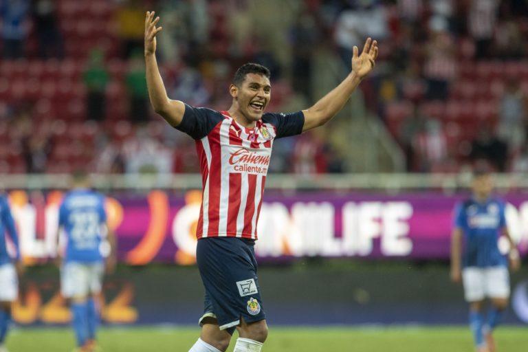 Chivas empate Cruz Azul