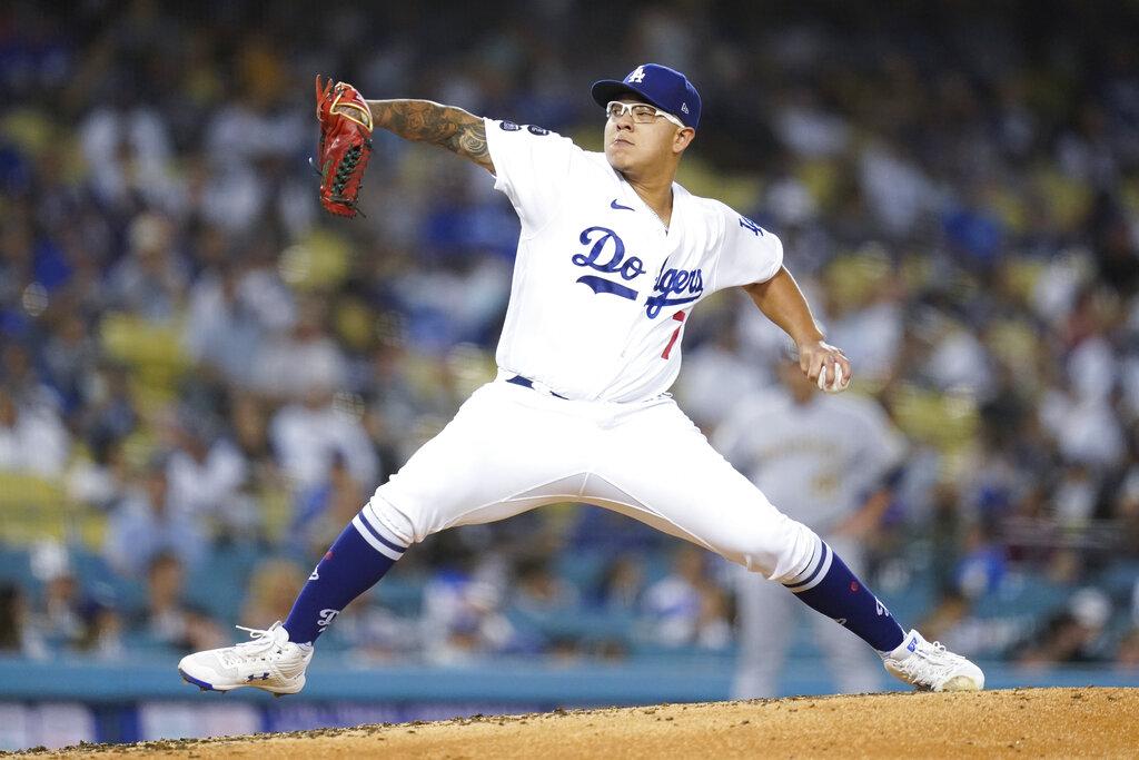 Julio Urías, el elegido para llevar a Dodgers a la Serie de Campeonato