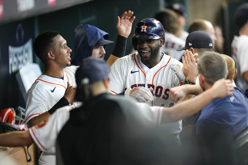Astros pega primero; derrota 6-1 a los Chicago White Sox