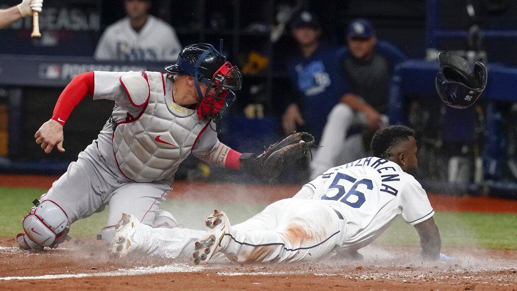 Cubano Arozarena hace historia en los Playoffs; Rays gana el primero