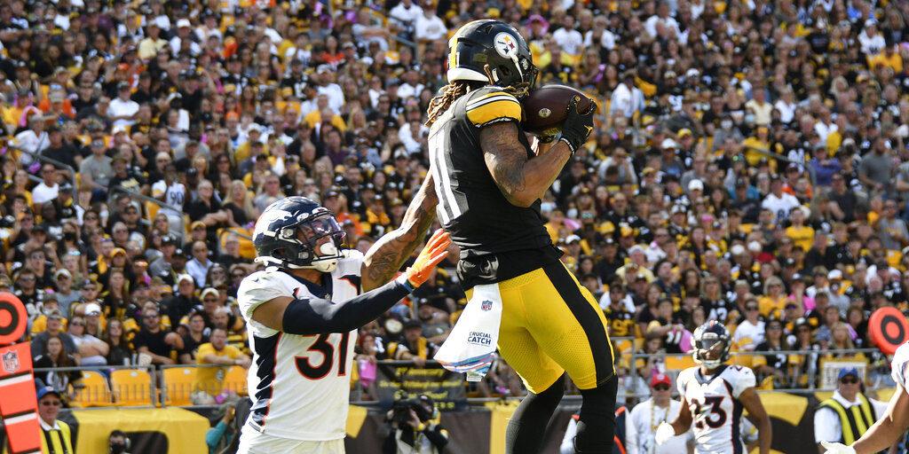 """Pittsburgh y """"Big Ben"""" dan señales de vida; Jaguars hila 20 derrotas"""