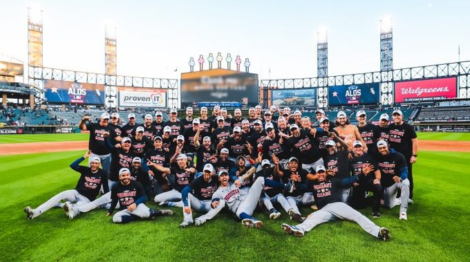 Astros lo hace de nuevo; por quinta vez al hilo llega a la Serie de Campeonato