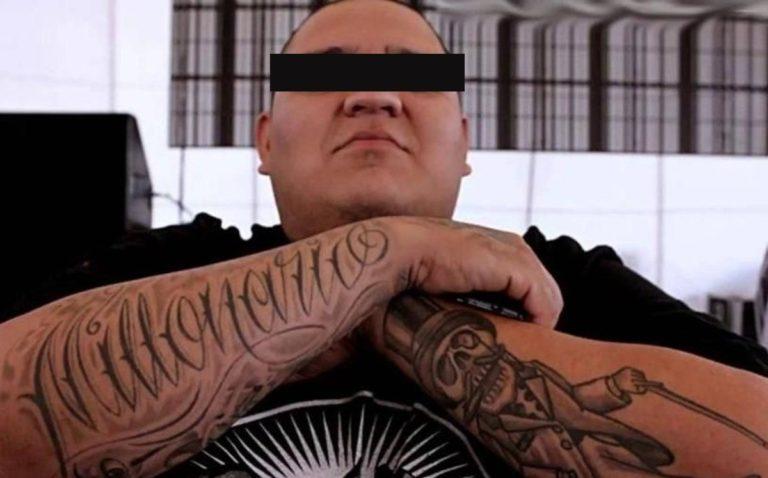 Detienen a rapero 'Millonario' del Cartel de Santa por presunto homicidio; esto sabemos