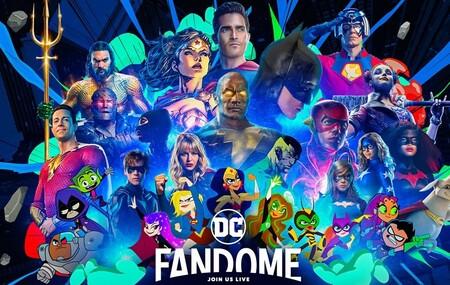 The Batman, Flash, Aquaman y todas las sorpresas reveladas en el DC FanDome