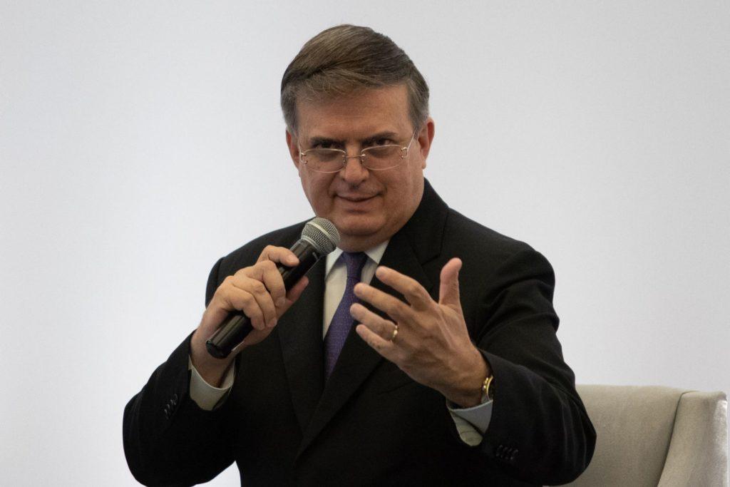 """Ebrard ratifica que buscará la presidencia por Morena en 2024: """"No tengo pensado otro escenario"""""""