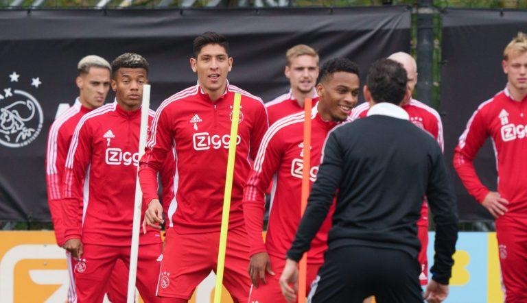 Edson y compañía, a detener a Haaland; mañana, duelazo Ajax vs Borussia Dortmund