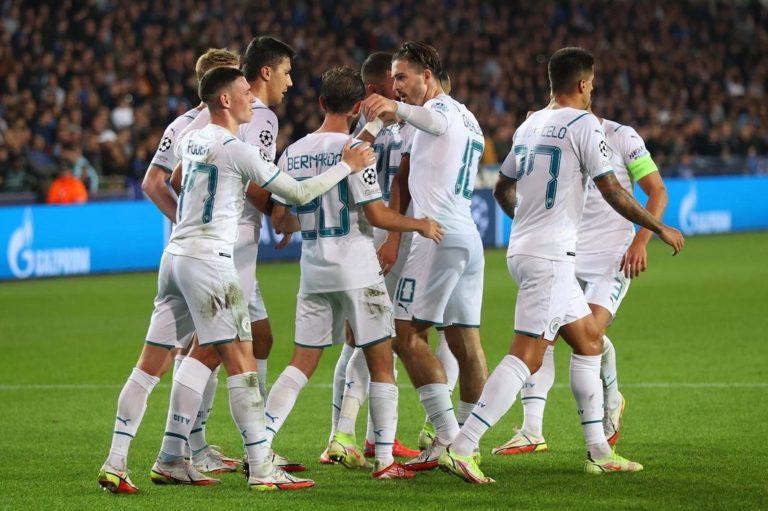 Manchester City Champions League