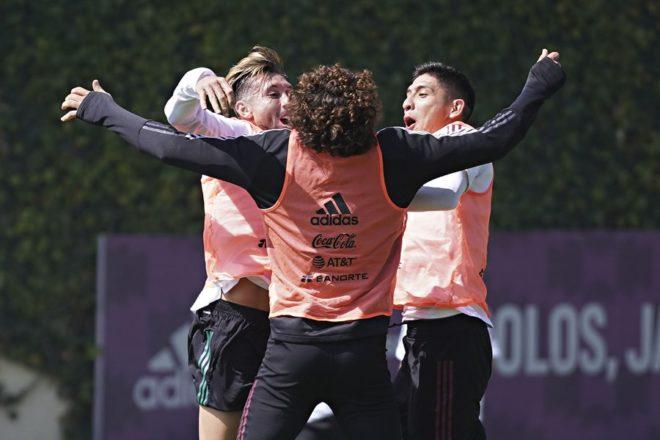 México ahora puede terminar la Fecha FIFA con siete puntos.