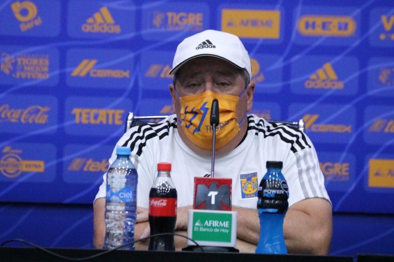 Miguel Herrera conferencia de prensa
