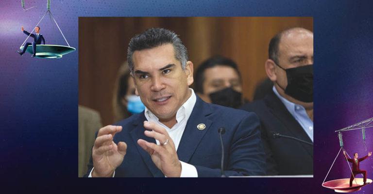 Además de la reforma de AMLO y su propia postura ideológica, el voto del PRI también definirá el destino del bloque opositor Va Por México