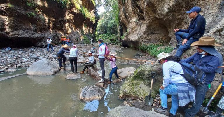 La Sexta Brigada Nacional de Búsqueda de Personas Desaparecidas informó que durante la jornada de localización en campo se encontró el primer resto óseo humano