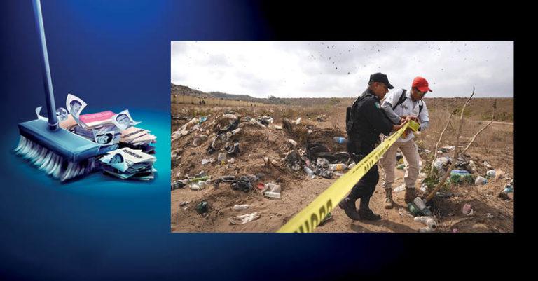 En el estado de Baja California, como en muchos otros, la comisión de búsqueda local no cuenta con una estrategia clara y un plan delimitado