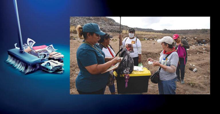 A la Comisión Nacional de Búsqueda le hace falta ponerse a buscar personas desaparecidas, indica Lucy Díaz, directora del Colectivo Solecito